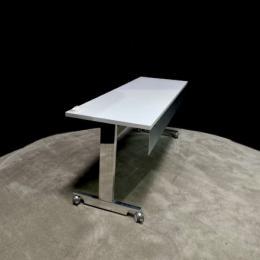 Nucraft 72X24 Flip top Training Table