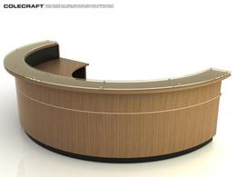 New Reception Desks