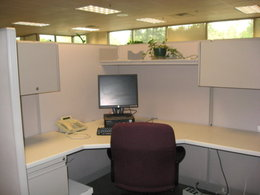 Haworth Unigroup Used Cubicles