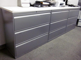 Pre-owned Knoll Calibre Lateral Files