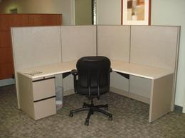 Used Knoll Morrison Workstation