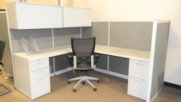 Used Workstations Steelcase Avenir