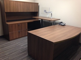 Executive Office Furniture, Private Office