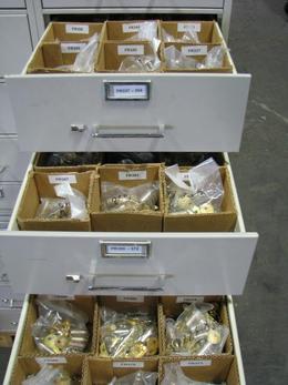 NEW Steelcase Lock cylinders w/2  keys
