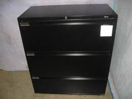 Global 3 drawer lateral files