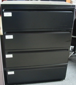 Lateral and Vertical Storage Files