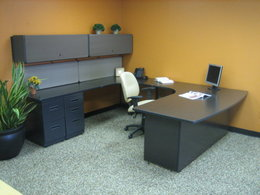 Re-Maufactured Workstations & Private Offices