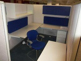 Huge inventory of Herman Miller Action Office
