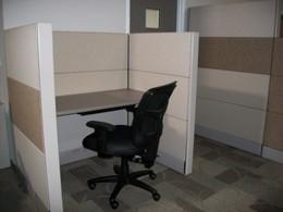 Herman Miller Ethospace call center stations